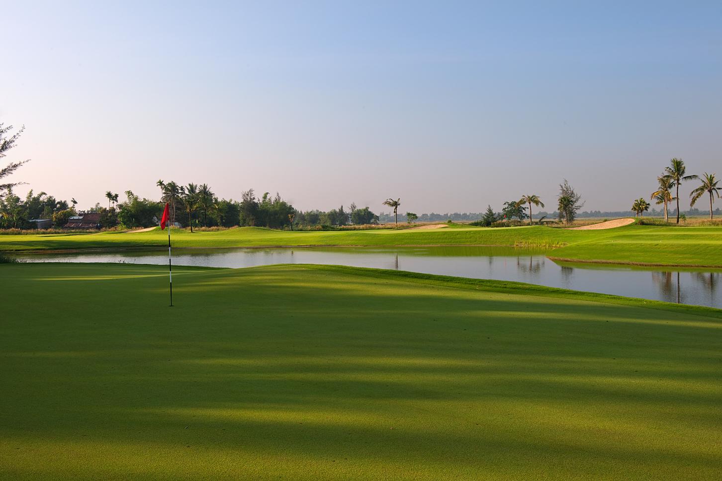 San golf Montgomerie Links