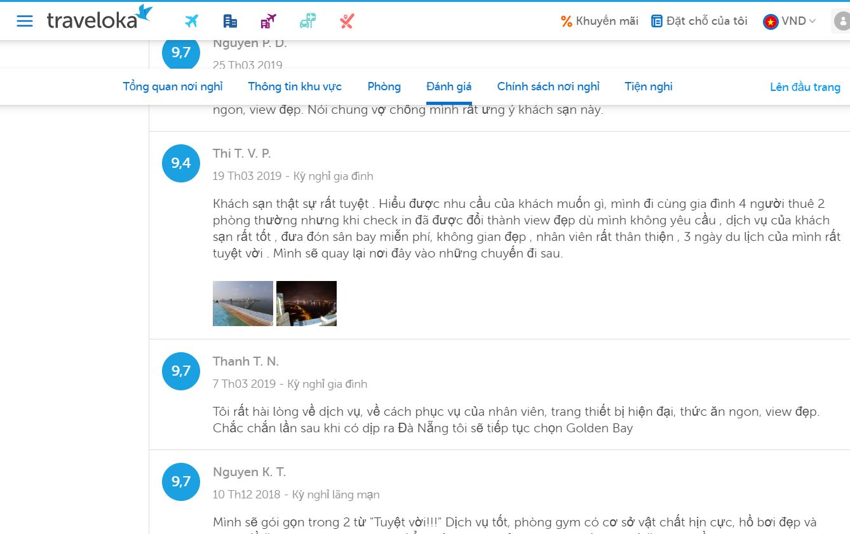 review da nang golden bay