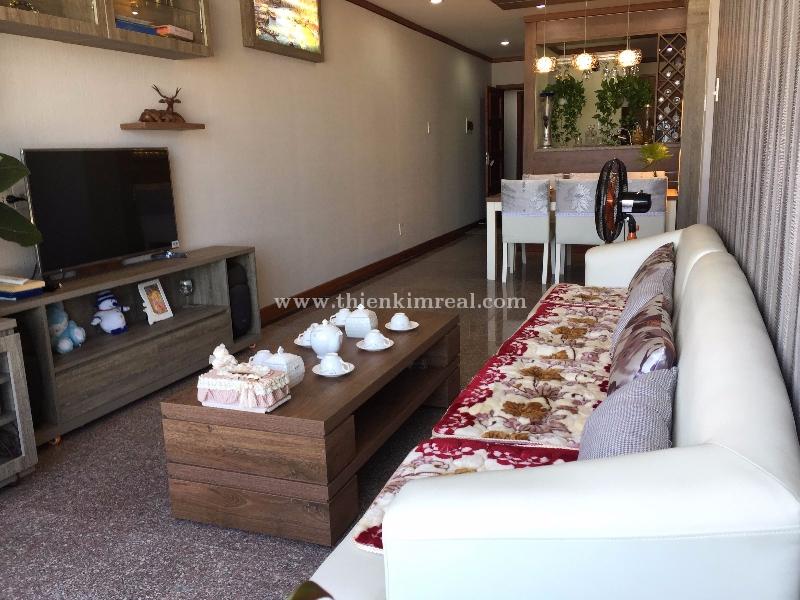 Cho thuê căn hộ thuộc  Dự án căn hộ chung cư Hoàng Anh - Bàu Thạc Gián Đà Nẵng