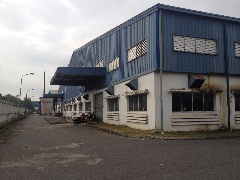 Cho thuê Kho xưởng, 720m<sup>2</sup>, ngang 60m,  (60x12)