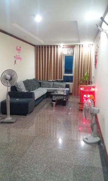 Cho thuê căn hộ thuộc  Dự án căn hộ chung cư Hoàng Anh - Bàu Thạc Gián Đà Nẵng, 2 phòng ngủ, 13 triệu/tháng