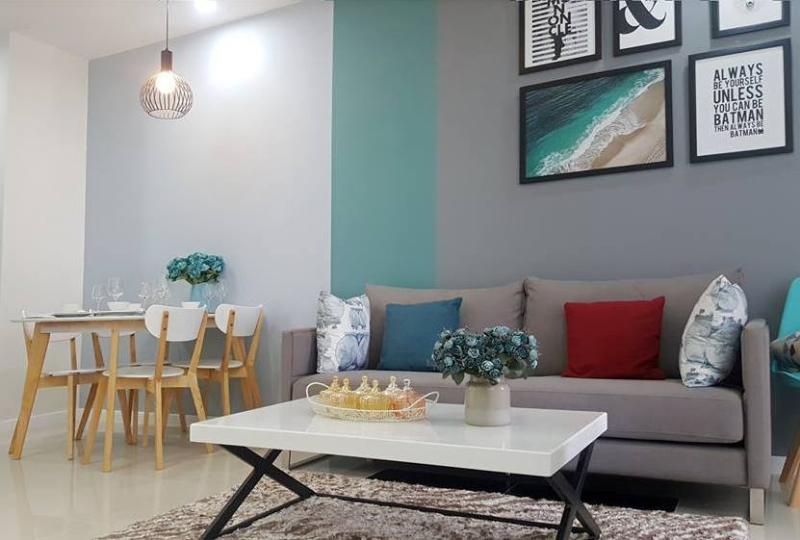 Cho thuê căn hộ thuộc Dự án căn hộ chung cư Monarchy Đà Nẵng, 1 phòng ngủ, 11 triệu/tháng