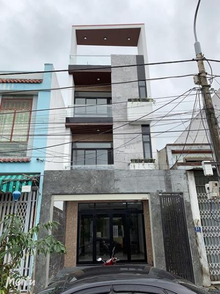 Cần bán nhà đường Chơn Tâm 8, 81m<sup>2</sup>, 4 tầng, 4 phòng ngủ sân vườn,, 6 tỷ