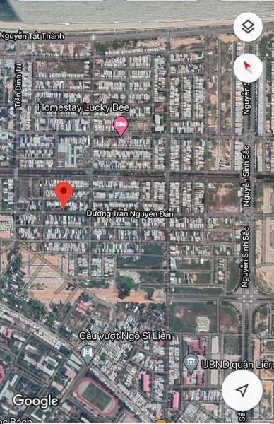 Cần bán đất đường Trần Nguyên Đán, 80m<sup>2</sup>, ngang 5m, 4.1 tỷ