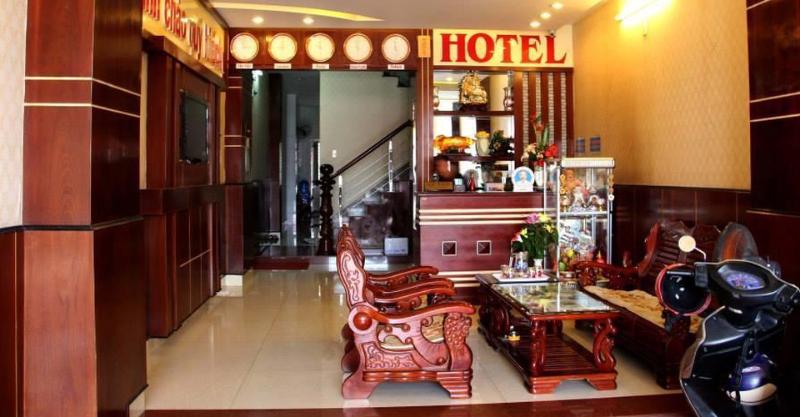 Cho thuê Khách sạn đường Dương Đình Nghệ, 100m<sup>2</sup>, 40 triệu/tháng