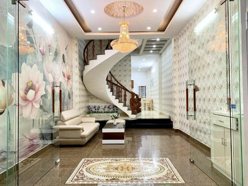 Cần bán nhà đường Hưng Hóa 1, 60m<sup>2</sup>, ngang 4m, 3 tầng, 2 phòng ngủ, 4.95 tỷ