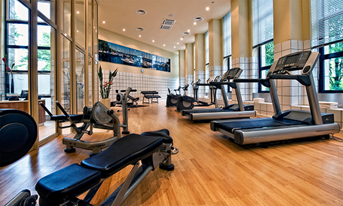gym center vinpearl condotel ngo quyen